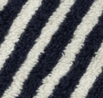 Laurens Navy Stripe