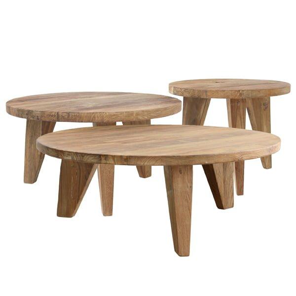 mesa de teca